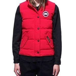 Canada Goose XS Ladies Freestyle Vest NWT